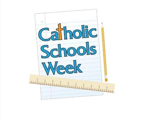 theme education week 2015 catholic school week activities announced weirton