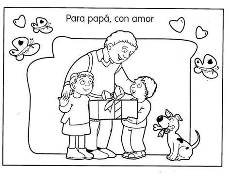 actividades cristianas para el dia del padre dibujos del d 237 a del padre para colorear dibujos para