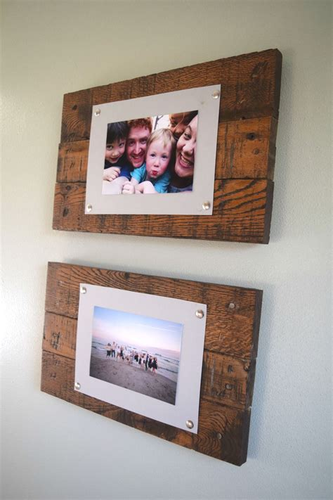 frame ideas 20 diy picture frame ideas for personalized and original