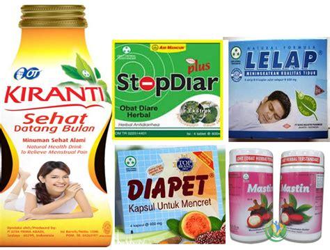 Obat Lelap penggolongan obat tradisional farida apt