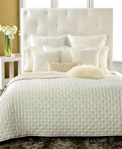 Quilted Coverlets For Beds Inc Incline Ivory Quilted King Coverlet Ebay