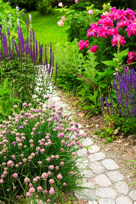Easy Garden Flowers Flower Path Garden Top Easy Backyard Garden Decor Design Project Holicoffee