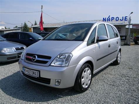 opel meriva 2003 2003 opel meriva 1 7 dti related infomation specifications
