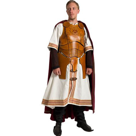 King Tunic Amp Armour Package If 800722 Leather Body Armor