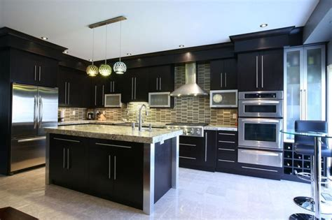 Best Modern Kitchen Cabinets Decorating Your Home Design Ideas With Best Luxury Simple Modern Kitchen Cabinets And Become