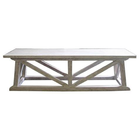 whitewash bench noir sutton bench white wash