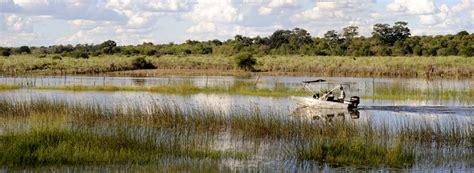 okavango river boats photograph of okavango river boat okavango delta botswana