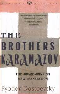 Pdf Brothers Karamazov Novel Parts Epilogue by Fyodor Dostoevsky The Brothers Karamazov A Novel In