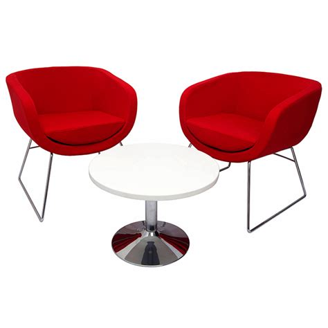 chair and vogue coffee table package office furniture