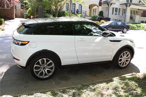 range rover coupe 2012 price 2012 land rover range rover evoque coupe diminished