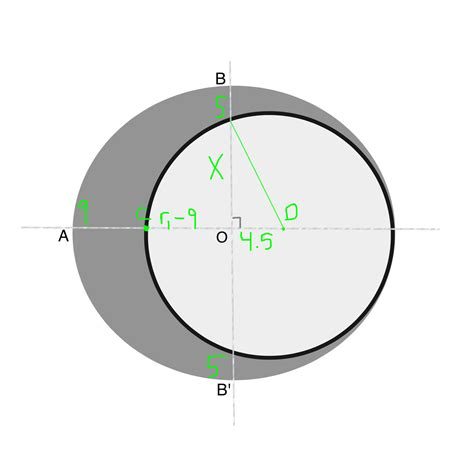 U Of O Find Geometry Tangent Circles And Finding Diameters
