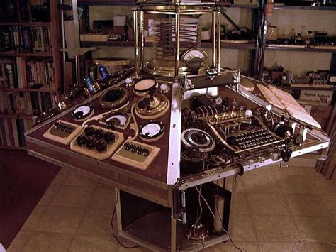 how to build a tardis console room 201 best images about steunk contraptions machines on bioshock the amazing and
