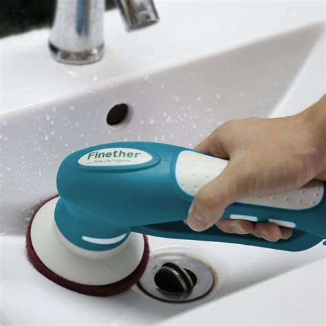 bathroom power scrubber 5 battery operated tile and shower scrubbers that make