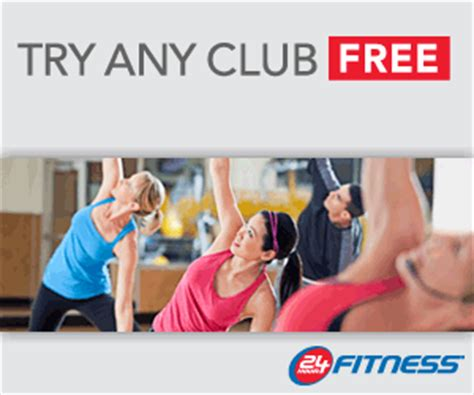 24 Hour Sweepstakes - 24 hour fitness 3 day pass freebie house free sles sweepstakes and coupons