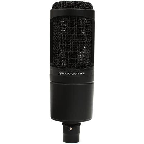 Audio Technica At2020 Cardioid Condenser Studio Microphone audio technica at2020 condenser microphone experience
