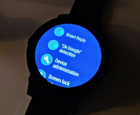 android ok android wear app update brings fix to ok
