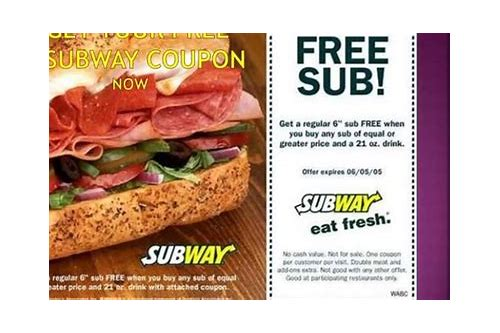 fast food text message coupons