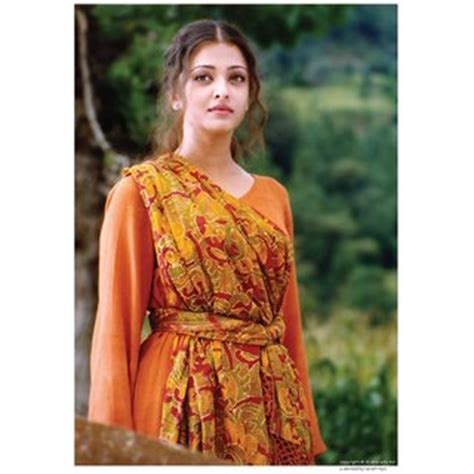 aishwarya rai taal shop aishwarya rai in orange dress taal online shopclues