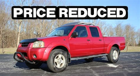 2002 nissan frontier 4x4 for sale 2002 nissan frontier 4x4 cab with supercharged v6 for
