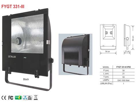 Lu Sorot Hpit 1000 Watt Philips lu sorot 1000 watt zetalux lu jalan led lu