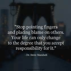 take point on 25 best ideas about blaming others quotes on