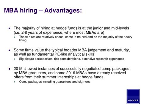 How Many Mba Hire In In 2015 by 2015 Mba Guide To Hedge Fund Hiring