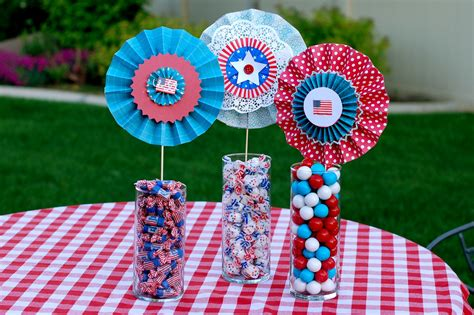 4th Of July Paper Crafts - patriotic paper lollies for july 4th make and takes
