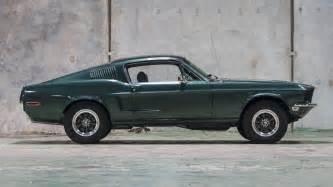 Ford Bullitt Bullitt Spec 1968 Ford Mustang Fastback