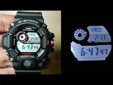 Casio G Shock Ga110dn Ungu 1 casio g shock rangeman gw 9400 1 unboxing sensor light demo