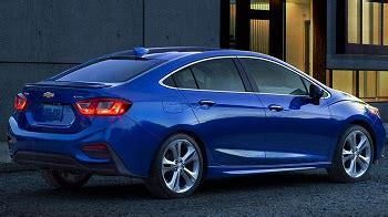 what s new with the 2016 chevrolet cruze redesign