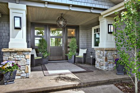 modern porches traditional style contemporary porch elegant decoration