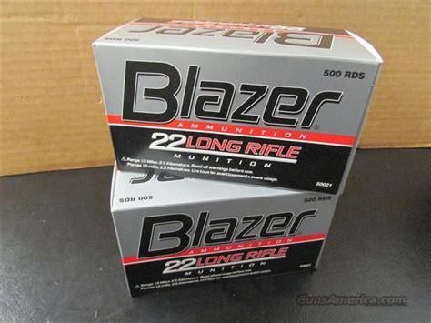 Booster Rem Blazer Civilian Marksmanship Program Sale 65 For 5000 22lr Rounds