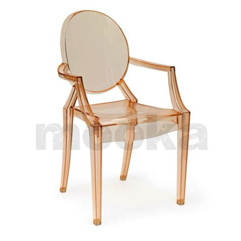 louis ghost armchair louis ghost armchair mooka modern furniture
