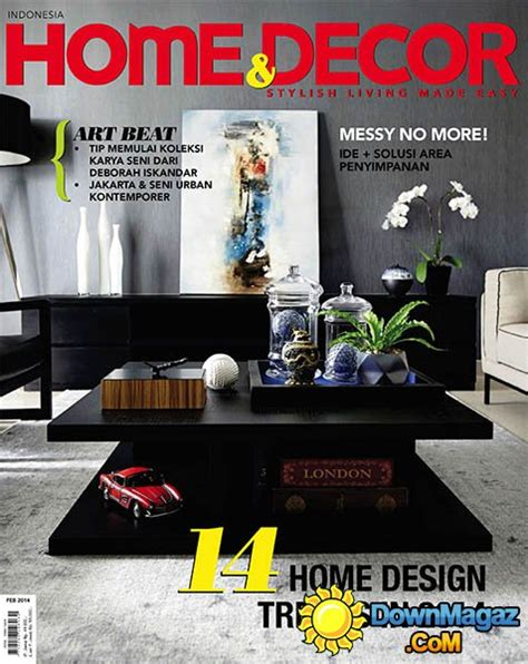 home decor magazines free download home decor indonesia february 2014 187 download pdf