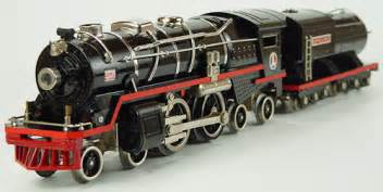 lionel standard pre war trains a terrific history to them and are really amazing