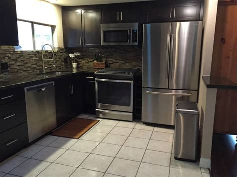 mobile home kitchen appliances cool double wide decor in arizona you will love this kitchen