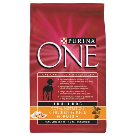 purina one puppy food purina one chicken rice food by one at petworldshop