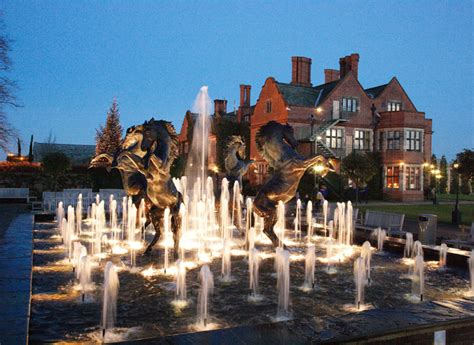 Beautiful Garden by Photographs Night Queen Ethelburga S Collegiate