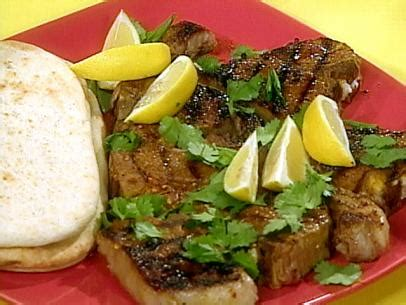 ina garten lamb chops moroccan grilled lamb chops recipe ina garten food network