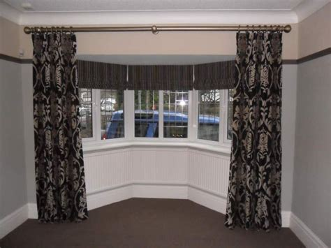 Bow Window Curtains 16 Best Bow Windows Images On Pinterest Bow Windows Curtains And Swag