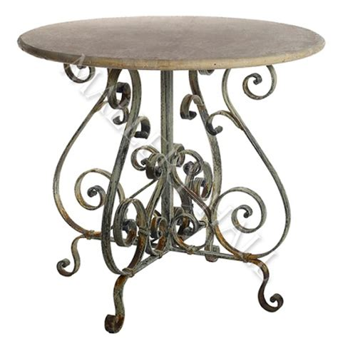 Wrought Iron Dining Table Bases Wrought Iron Dining Table Base