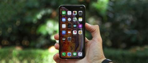 iphone xs max review techradar
