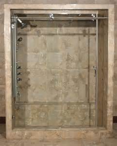 frameless sliding shower doors prices frameless shower door 60 quot sliding reduced best price