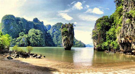 beautiful islands  phuket    visit