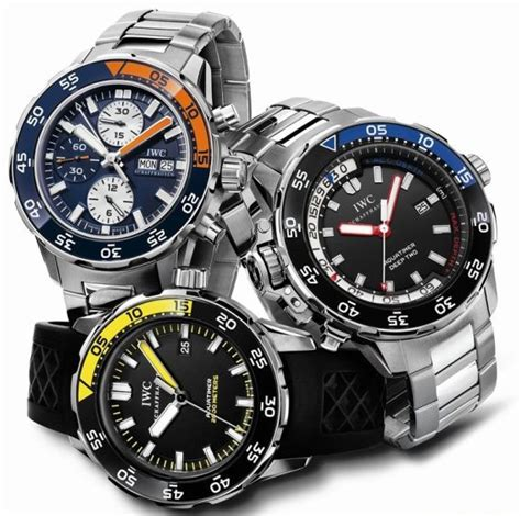 1:1 swiss iwc aquatimer replica watches online for sale