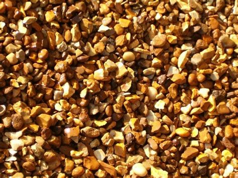 Golden Gravel Decorative by 20mm Golden Gravel Aggregates Direct