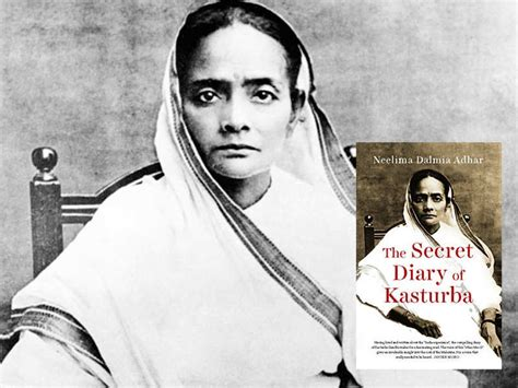 biography of kasturba gandhi in english exclusive excerpts from the secret diary of kasturba