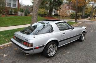 1985 mazda rx7 gsl 12a rotary 1 owner 46k original