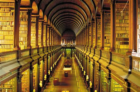 the room college dublin this 300 year library chamber in dublin has 200 000 books bored panda