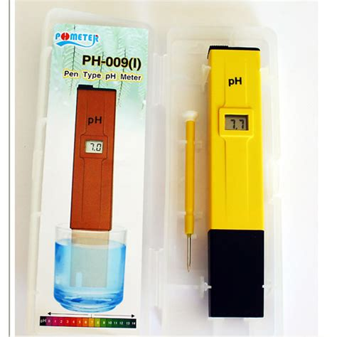 Alat Pengukur Ph Air Lazada jual ph meter digital alat pengukur ph air digital murah